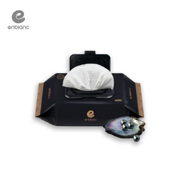 Enblanc濕紙巾 黑珍珠