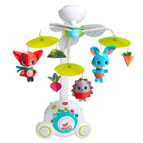 Tiny Love-豪華音樂鈴|Meadow Days(大藍)  寶寶睡覺音樂,寶寶睡眠音樂,嬰兒玩具玩具,感覺統合,安撫玩具,聲光玩具,TinyLove