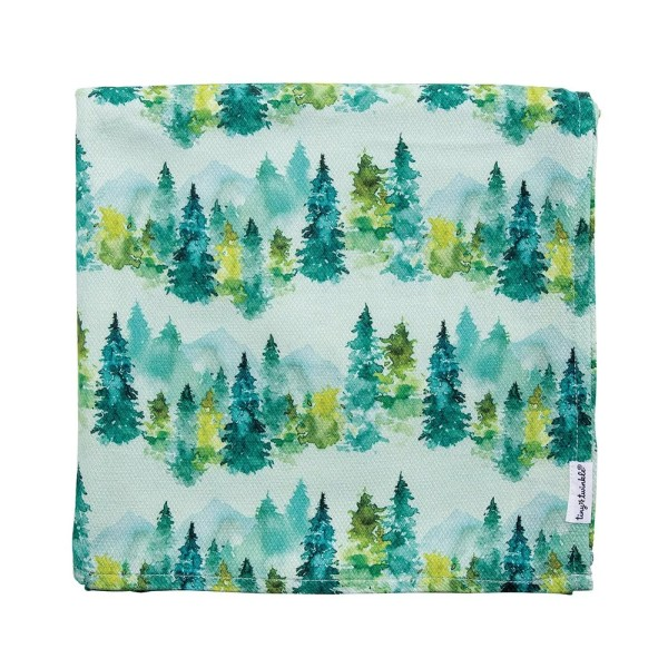 Tiny Twinkle 紗布巾|森林 tiny twinkle,紗布巾,包巾,嬰兒包巾,嬰兒被毯,推車罩