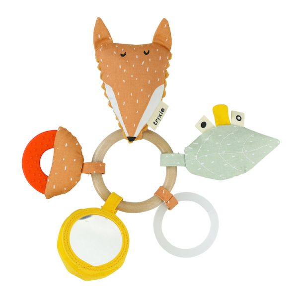 Trixie多功能感統遊戲環 聰明狐狸