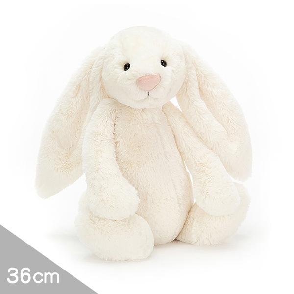 Jellycat安撫玩偶兔36cm 典雅白