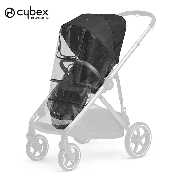 Cybex Gazelle S嬰幼兒手推車 雨罩 cybex gazelle雨罩,cybex雙寶推車雨罩,cybex雙胞胎雨罩