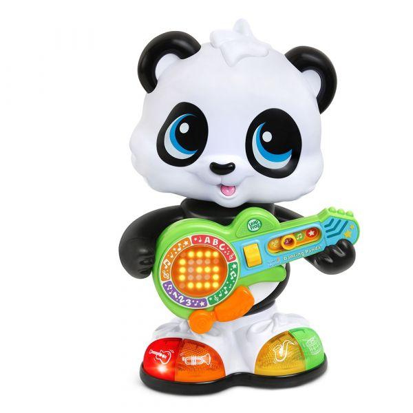 Leap Frog搖滾音樂熊貓 兒童學習玩具,兒童樂器,早教玩具,有聲學習,英文繪本,圖書教具,遊戲機