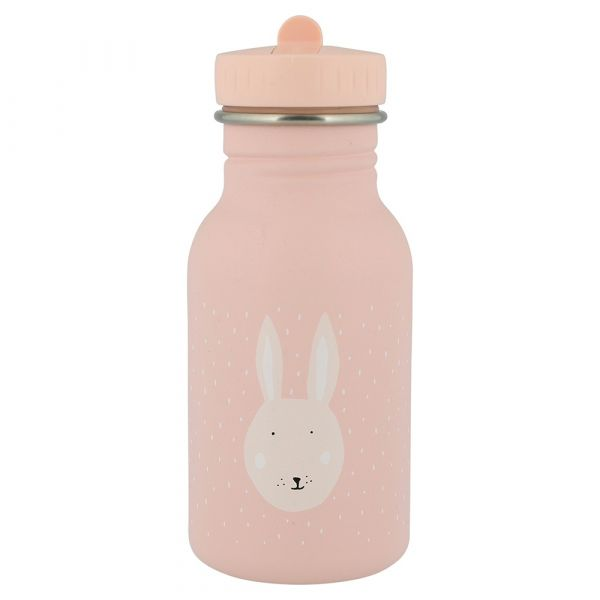 Trixie動物愛喝水隨身瓶350ml 乖乖小兔