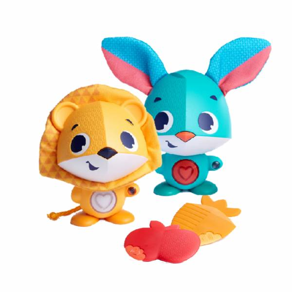 Tiny Love驚奇小夥伴 音樂鈴,感統,安撫玩具,聲光玩具,TinyLove