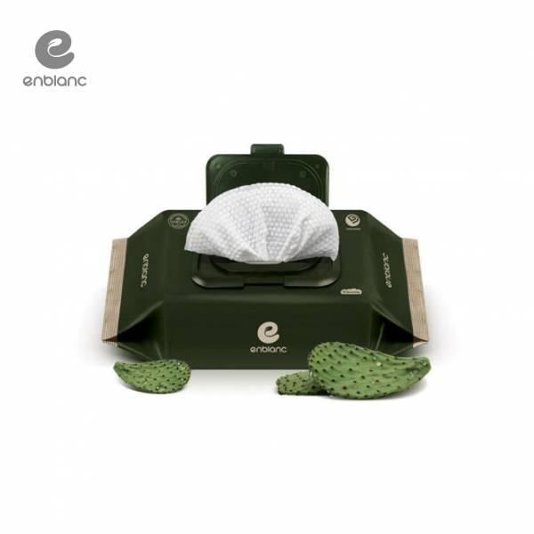 Enblanc濕紙巾|仙人掌