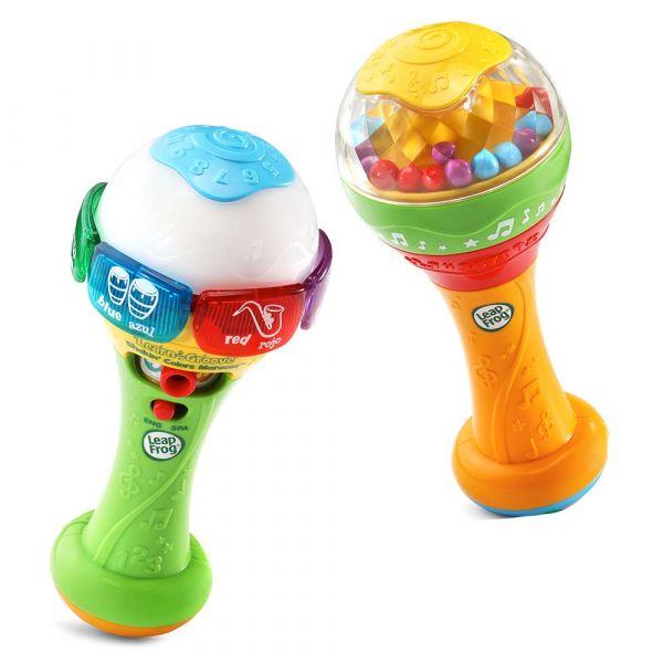Leap Frog動感沙沙鈴 兒童學習玩具,早教玩具,有聲學習,英文繪本,圖書教具,遊戲機