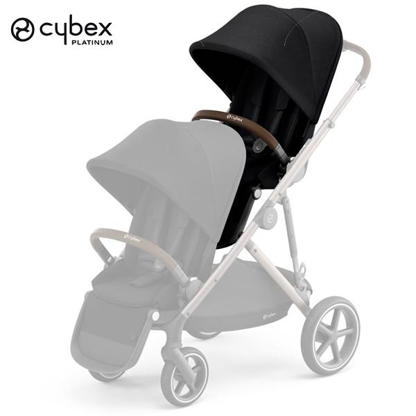 Cybex Gazelle S嬰幼兒手推車 摺疊座椅 可平躺,新生兒適用,法拉利聯名