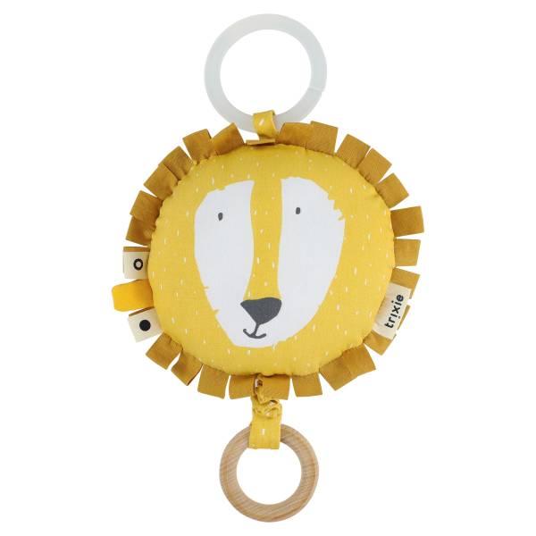 Trixie動物造型音樂鈴|陽光獅子