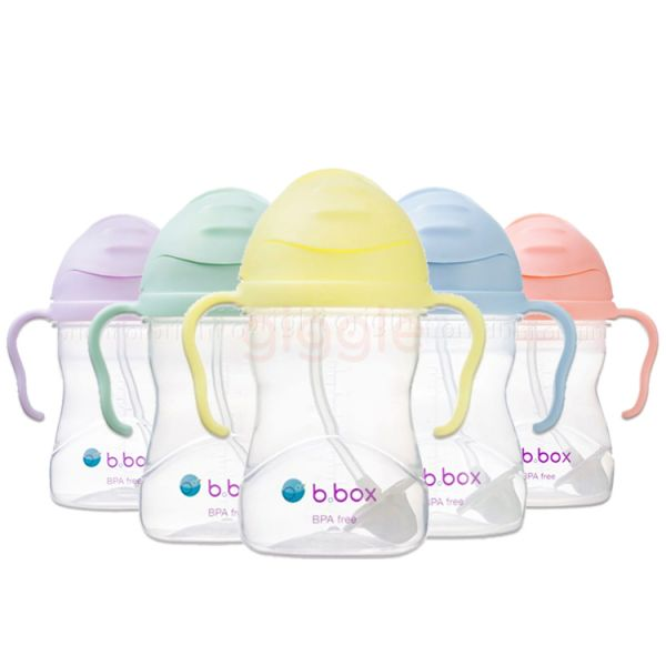 b.box升級版防漏學習水杯240ml-馬卡龍系列 b.box,bbox,b.box二代水杯,bbox二代水杯