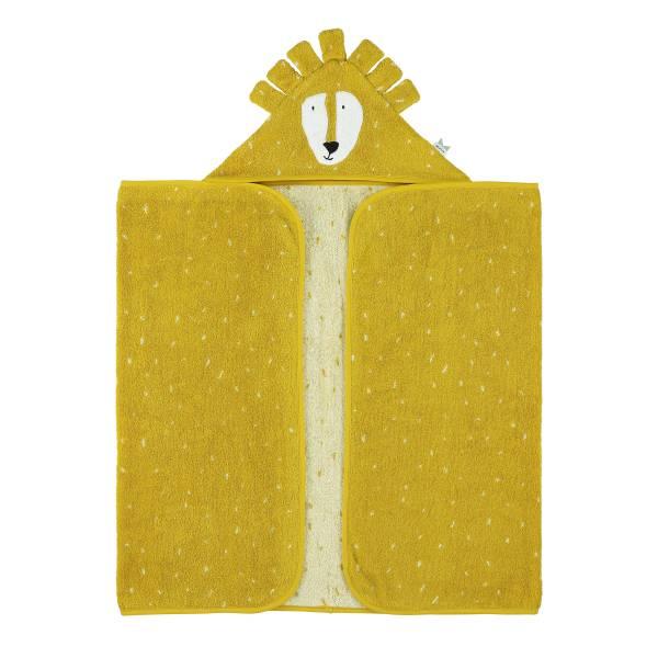 Trixie動物造型連帽浴巾 陽光獅子