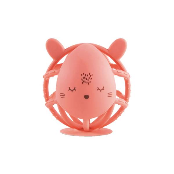 Tiny Twinkle感統咬咬球 小火狐 oball洞動球,oball,洞洞球