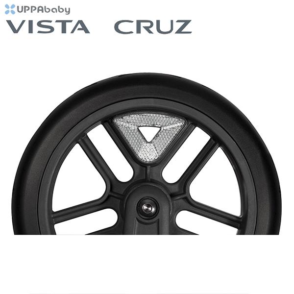 UPPAbaby車輪反光片(1組4片)(Vista、Cruz適用)