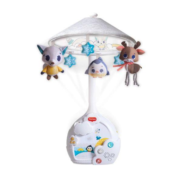 Tiny Love三合一音樂投影燈 音樂鈴,感統,安撫玩具,聲光玩具,TinyLove