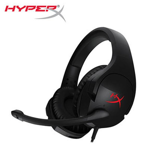 【HyperX】Cloud Stinger電競耳機(HX-HSCS-BK/AS) Hyperx