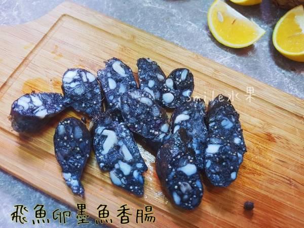 墨魚飛魚卵香腸 (1包-不含運)