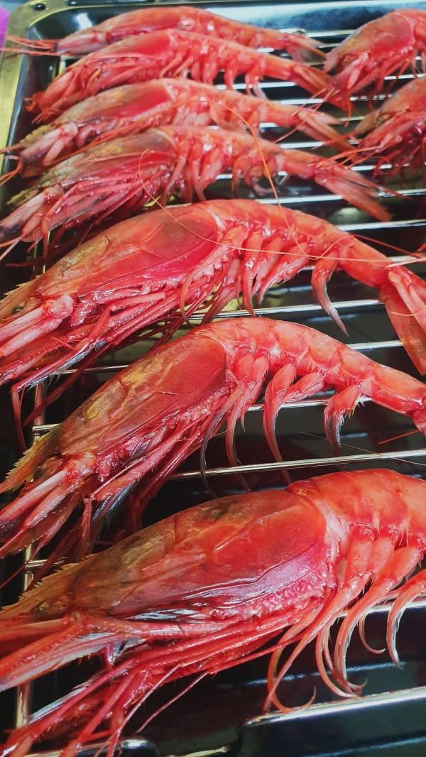 野生大胭脂蝦-免運組合