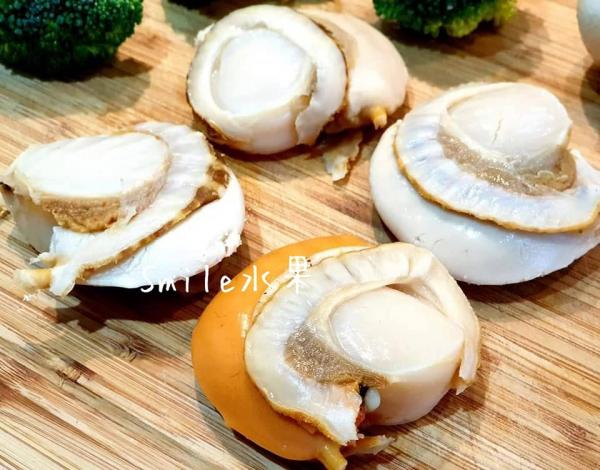 生食級 北海道含卵帆立貝(買一送一)