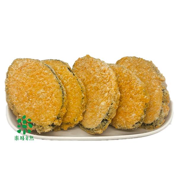 四季齋香酥魚排5入-奶素