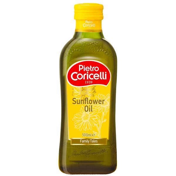 Pietro Coricelli 100% 葵花油-1L-全素