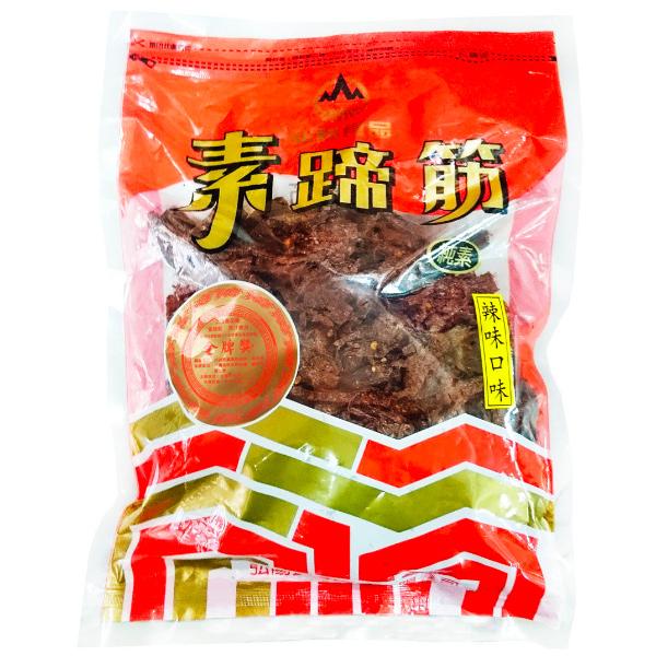 弘陽素蹄筋500g(辣味)-全素