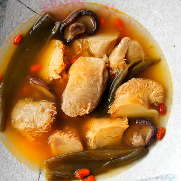 猴美味剝皮辣椒猴菇750g-蛋素