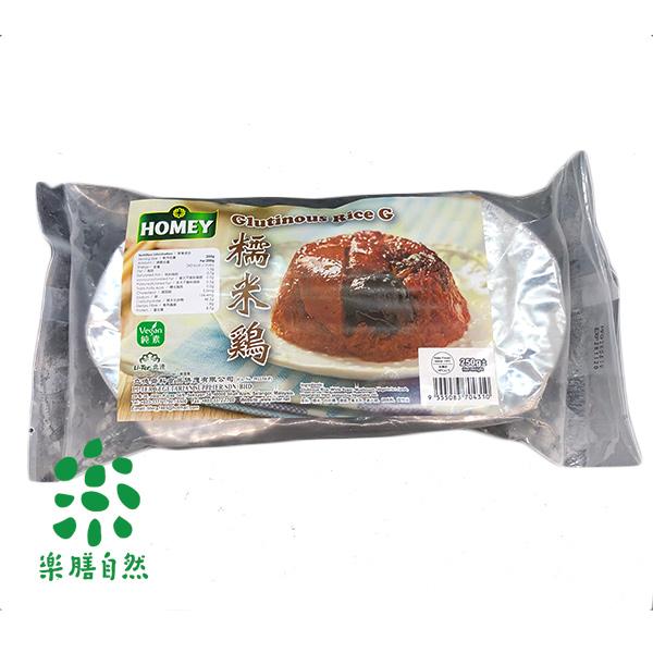 大瑪糯米雞330g-全素