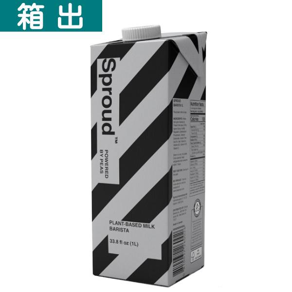 Sproud超驕傲未來植物艿(咖啡師)*6罐/箱-全素