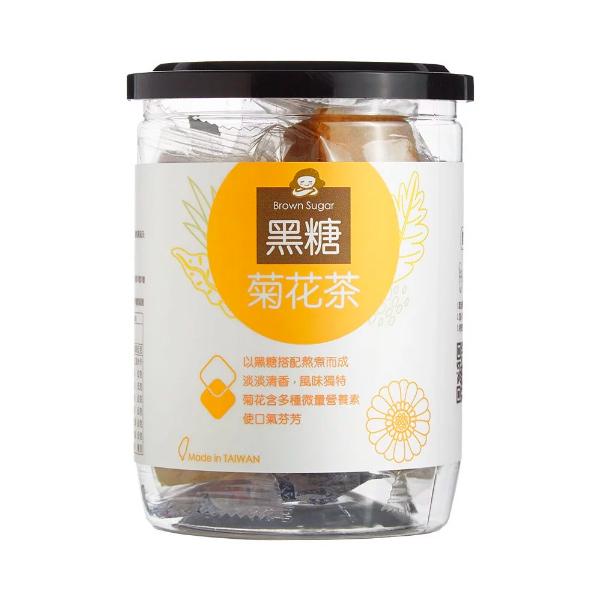 蜜思朵黑糖菊花茶12入-全素