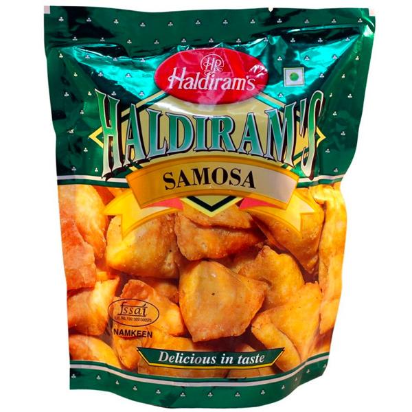 Haldirams 哈帝朗印度咖哩餃-全素