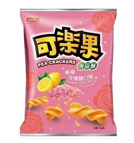 聯華240g玫瑰鹽可樂果-全素
