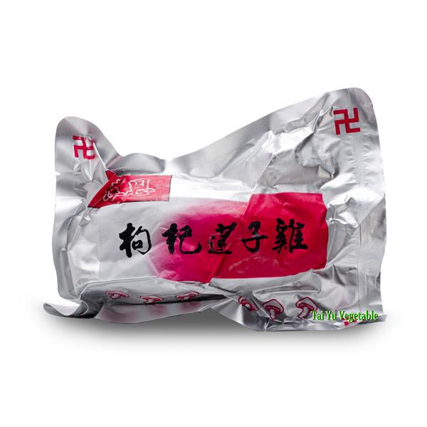 慈恩枸杞蓮子雞-全素