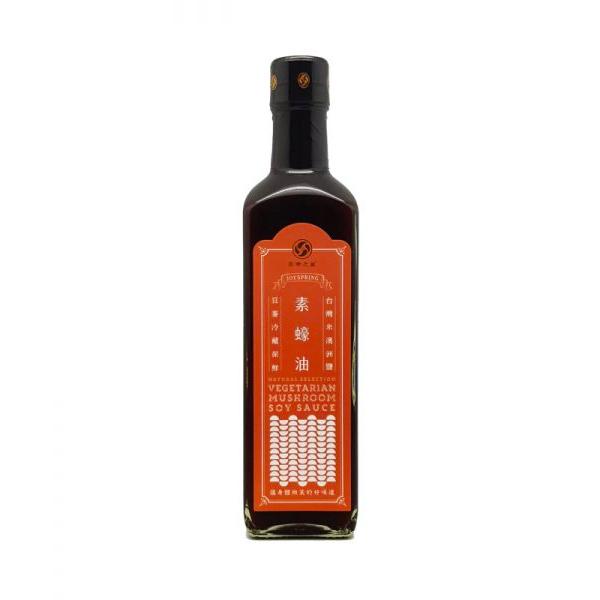 喜樂之泉天然素蠔油500ml-全素
