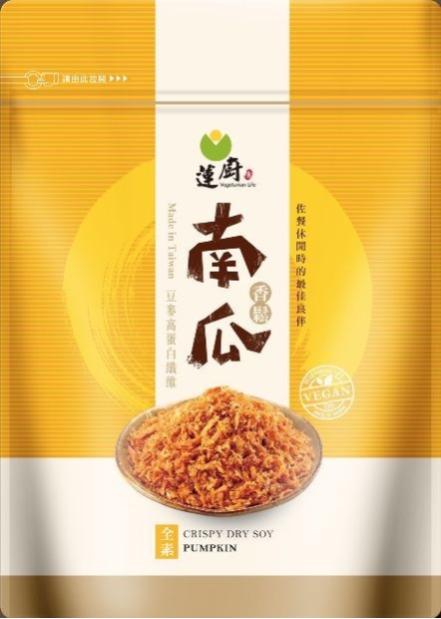 蓮廚南瓜香鬆300G-全素