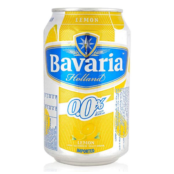 Bavaria巴伐亞0.0檸檬零酒精飲料-全素