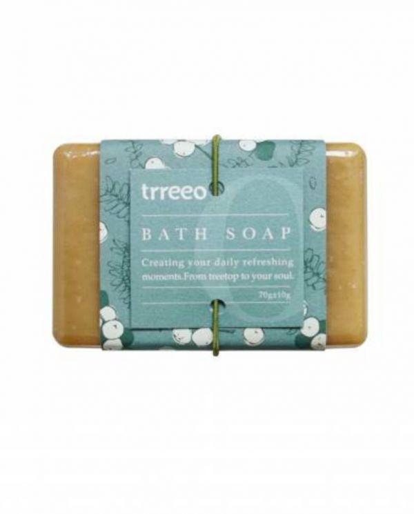樹重奏薑黃豆漿溫和皂70g-全素