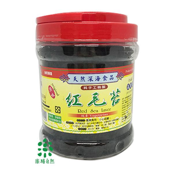 通用日式烘烤紅毛苔酥(原味)-全素