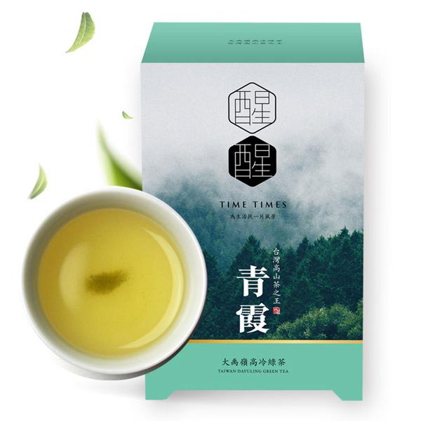 醒醒大禹嶺高冷綠茶(青霞)-全素