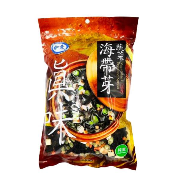 如意幼嫩海帶芽(蔬菜)100g-全素