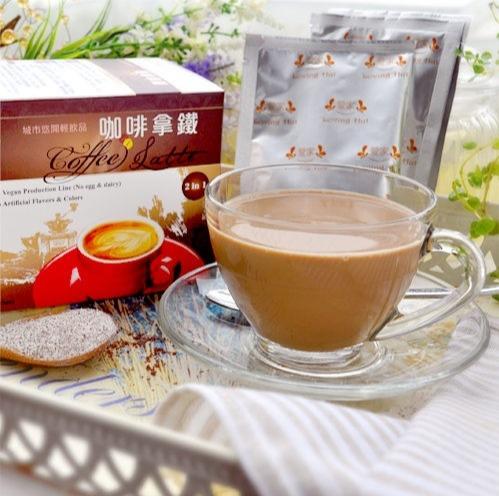 愛家咖啡拿鐵25G*8入(盒)