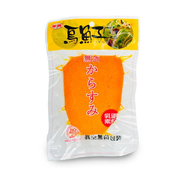 米洲素烏魚子150g-奶素