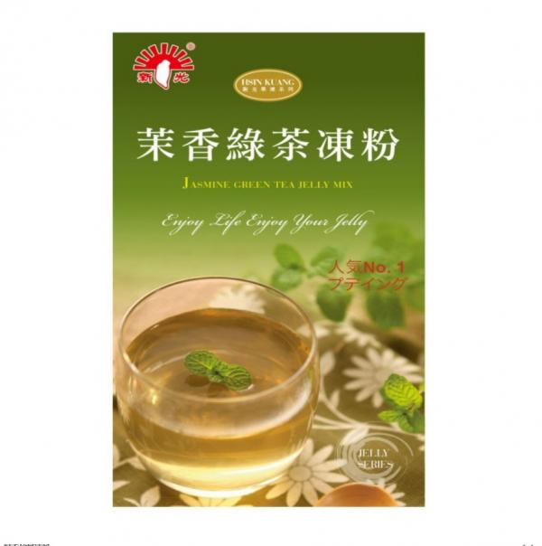 新光綠茶果凍粉100G-全素