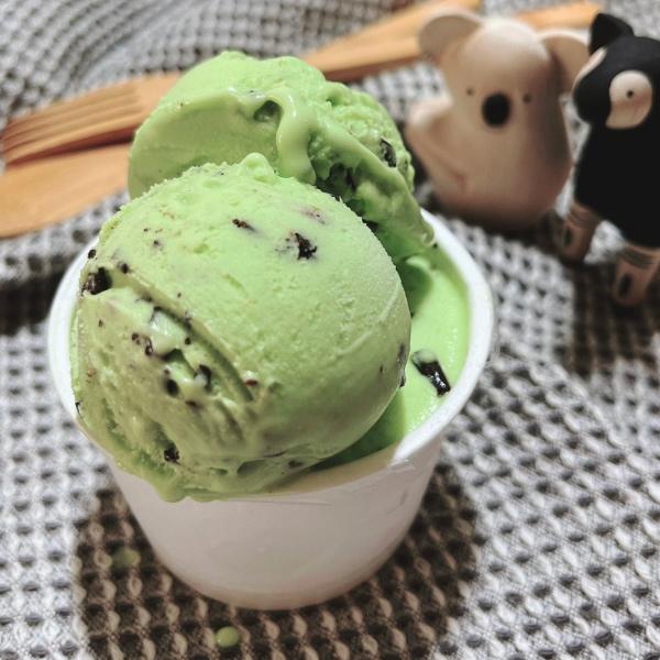 ChaCha純素冰淇淋(薄荷巧克力)4oz-全素