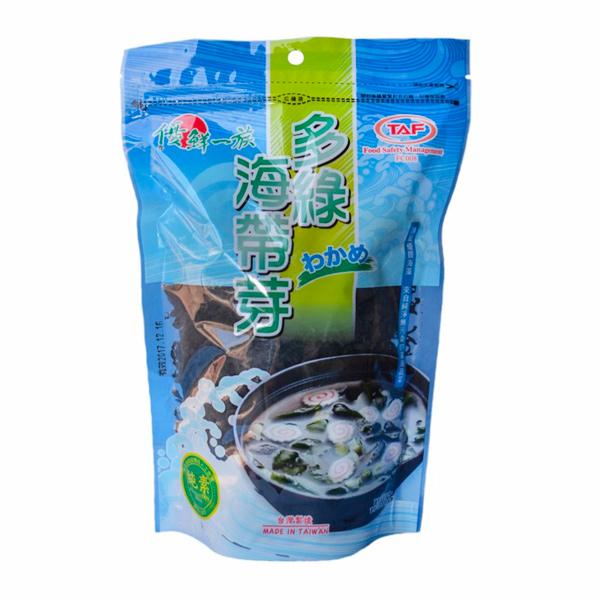 道霖多綠海帶芽130g-全素