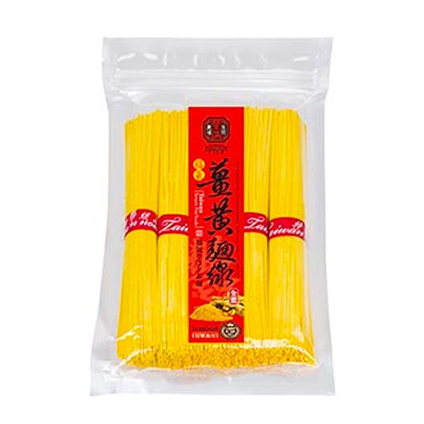 豐滿生技薑黃麵線500g-全素