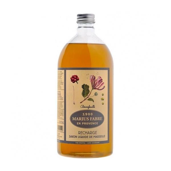 法國法鉑天然草本液體皂(忍冬)-全素
