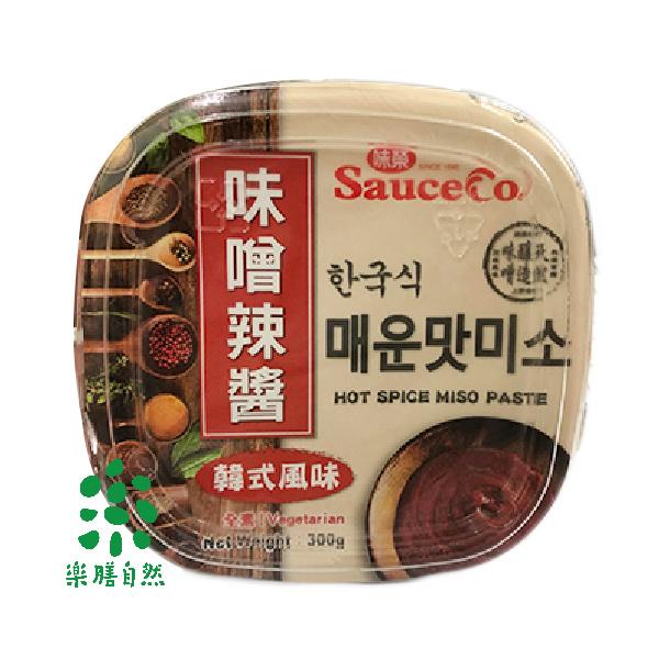 味榮韓式味噌辣醬-全素