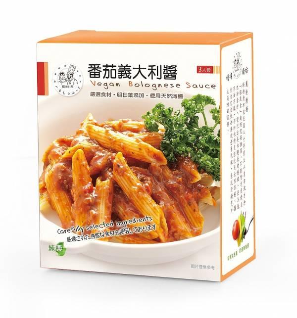塘塘廚坊番茄義大利醬150g*3入-全素