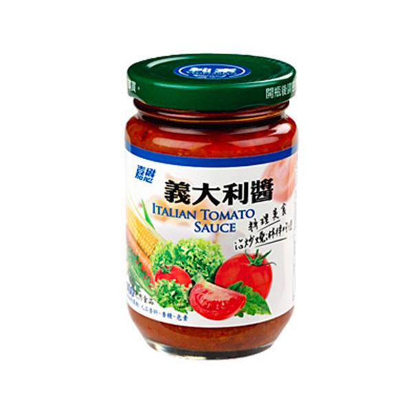 嘉懋義大利醬280g-全素