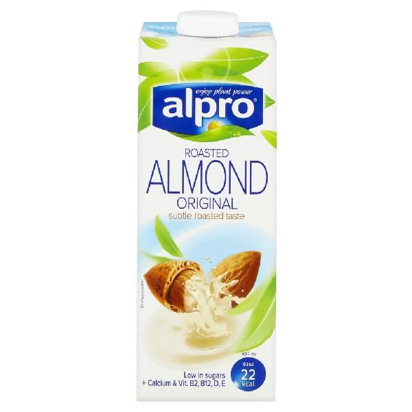 alpro原味杏仁飲1000ml-全素
